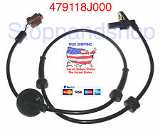 New ABS Wheel Speed Sensor for 2002 - 2006 ALTIMA Front Left Driver Side LH FL
