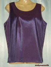 Patternless Collarless Sleeveless Tops & Shirts for Women