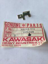 KAWASAKI UPPER SWITCH HOLDER H1,H2,S2,KH 46085-018 NOS!