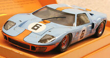 SLOT IT SICW09 FORD GT40 1ST LE MANS ICKX & OLIVER LIMITED EDITION 1/32 SLOT CAR