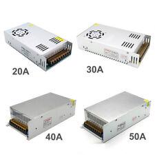 AC 110 / 220V to DC 12V 20A 30A 40A 50A Switch Power Supply Driver Transformer