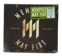 Memphis May Fire: Unconditional - Deluxe Edition New Sealed