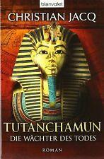 Tutanchamun - Die Wächter des Todes: Roman von Jacq... | Buch | Zustand sehr gut