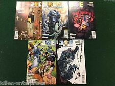Joe the Barbarian #1-5 Comic Book Set DC Vertigo 2010