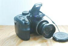 GE X500 Digital Camera - 16MP, 15x Zoom, 4GB Card, Works But Some Issues