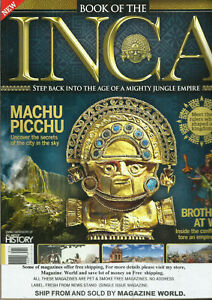 All About History,  Book of the INCA Magazine  * Brothers at War  *  Issue 2021