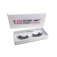 Y  Lash Siberian Mink Strip lashes  ( reuseable up to 30 times )