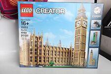 NEW Sealed LEGO Big Ben Set 10253 London, England Clock Tower Creator Expert
