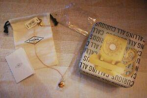 Fossil Damen Halskette - Engravable Neu
