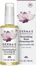 Nourishing Rose Cleansing Oil, Derma E, 2 oz