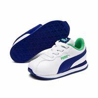 Puma Turin II AC Inf Kinder Unisex Schuhe Sneaker 366778 White Surf the Web