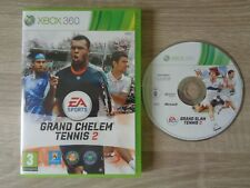 Grand Slam Tennis 2 Xbox 360 Spiel - 1st Klasse Free UK Porto