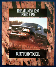 Prospekt brochure all-new 1997 Ford F-150 Pickup (USA)