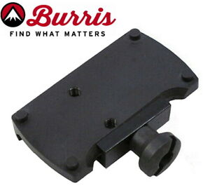 Burris Fastfire Picatinny/ Weaver Mount Red Dot Mounting Plate 410335