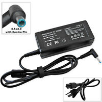 AC Adapter Charger For HP 15-ac121dx touchscreen rtl8188ee Laptop Power Supply