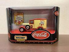 matchbox collectibles 92464 Ford A 1930. Coca Cola