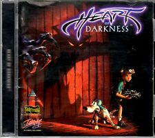 HEART OF DARKNESS by Interplay 1998 PC Game CD-ROM Action Adventure