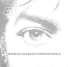 MICHAEL JACKSON - You Rock My World - 3 Tracks