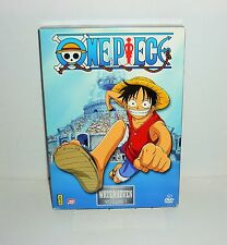 COFFRET 3 DVD VIDEO ONE PIECE WATER SEVEN VOL 1 EPISODES 229 A 240