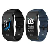 Bluetooth Waterproof Heart Rate Monitor Fitness Tracker Bracelet Smart Watch
