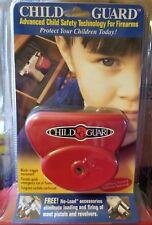 1- Child Guard Cs-100 Universal Handgun / Rifle / Shotgun Trigger Lock & 4 Keys