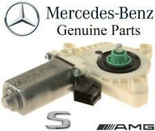 For Mercedes W221 S350 S550 S600 S63 AMG Front Driver Left Window Motor Genuine