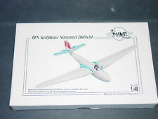 "DFS ""Stummel Habicht "" 9 meter wing  Me 163 Flight Trainer Planet Resins 1/48"