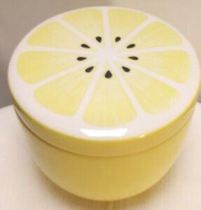 Slatkin Co Harry Slatkin 2010 Lemon Candle 5.5 Oz Bath Body Works Discontinued