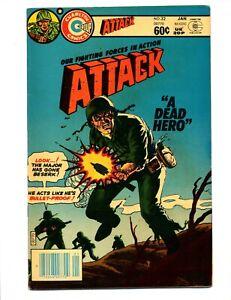 Attack #32    A Dead Hero