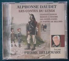 DAUDET/BELLEMARE LES CONTES DU LUNDI COMPACT DISC FREMEAUX&ASSOCIES