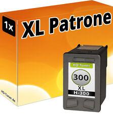 DRUCKER PATRONE für HP 300 XL PHOTOSMART C4670 C4680 C4685 C4780 TINTE PATRONEN