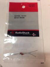 1N4742A • 12-Volt Zener Diode #276-0563 By RadioShack