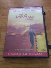 What Dreams May Come by (Dvd) Robin Williams Cuba Gooding Jr