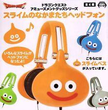 NEW Square Enix Dragon Quest Slime Friends Headphones Orange SQ38500O US Seller
