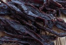 Dried meat of deer is venison North, meat delicacies of Siberia-best dried meat