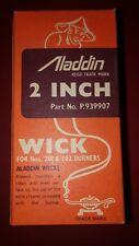 ALADDIN LAMP PART P939907 2 inch KEROSENE HEATER WICK for 201 & 202 BURNER 27550