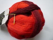 Schoppel Laceball 100 g Fb. Cranberrys Häkeln Stricken