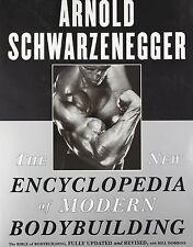 The New Encyclopedia of Modern Bodybuilding by Arnold Schwarzenegger (Paperback)