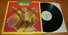 The Rods - Wild Dogs - 1982 UK Vinyl LP