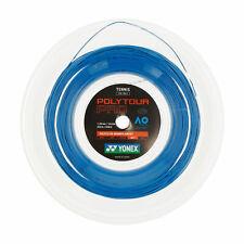 Yonex Poly Tour Pro 125 16L string 660ft/ 200m Reel Blue, New Color!