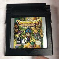 Dragon Warrior Monsters 2: Cobi's Journey (Nintendo Game Boy Color, 2001) Cart