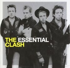 THE CLASH: THE ESSENTIAL 2x CD THE VERY BEST OF / GREATEST HITS NEW