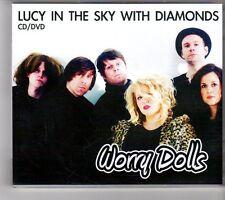 (FP101) Worry Dolls, Lucy In The Sky With Diamonds - DJ CD+DVD