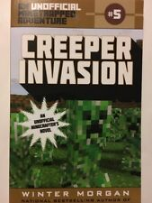 Creeper Invasion Winter Morgan MINCRAFT Christmas Holiday Toys Children
