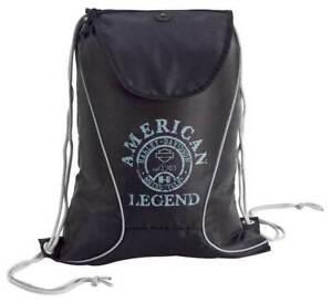 Harley Davidson, American Legend Sling Backpack, Black