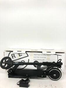 REVOE–ScooterRevolt, elektrisch, Uni, 550168, schwarz