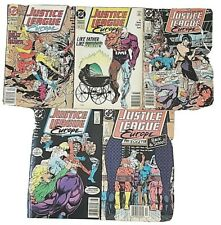 1989 Justice League Europe 4, 5, 6, 7, 25, 12 DC. Fast Shipping ! More_N_ Store