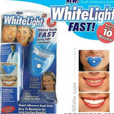 LED Light Teeth Whitening Kit Tooth Cleaner Whitelight Dispatch CC6 New