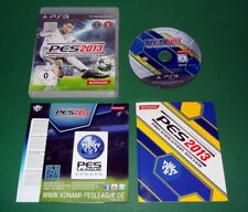 PES 2013 Pro Evolution Soccer mit Anleitung und OVP fuer Playstation 3 PS3