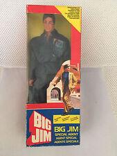 MIB MOC MISB BIG JIM 004 MATTEL SPECIAL AGENT VINTAGE # 9298 RARE